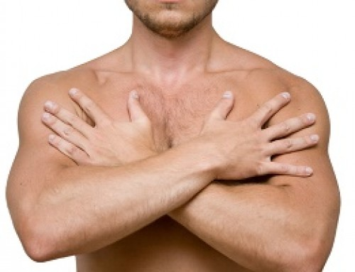 3 Ways to Get Rid of Your Man Boobs